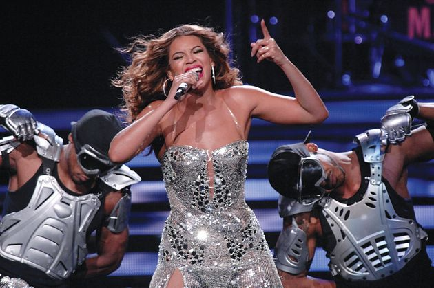 Beyonce on the breathtaking Mrs. Carter Show World Tour in Sydney,