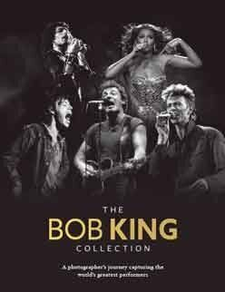 Music Photographer Bob King Releases New Book Covering 50 Years Of