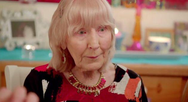 Grandma for Bachelorette