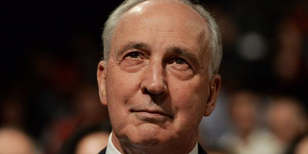 Paul Keating has weighed into Victoria's controversial assisted-dying bill as debate in the state's parliament...