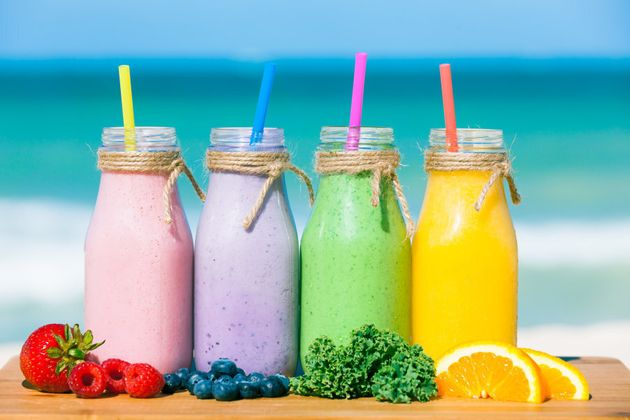 Try a different smoothie for each day of the