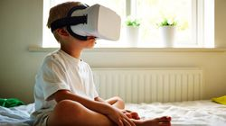 Virtual Reality To Take Sick Kids Far From Their Hospital