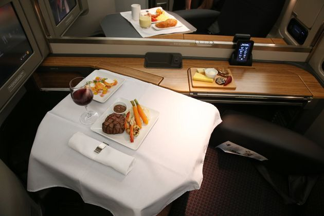 All class, QANTAS, all