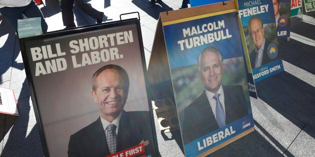 Sportsbet'sodds are forecasting the Coalition will win 79 seats to Labor's