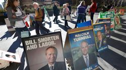 Turnbull, Shorten Make Last Ditch Appeals As Australia
