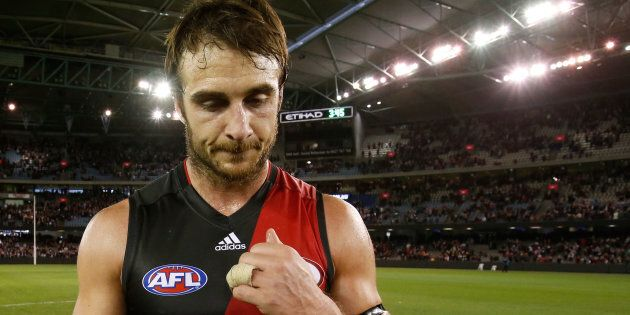 Jobe Watson, now without a Brownlow
