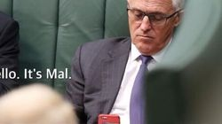 Texts From Malcolm Have Resurfaced For Election