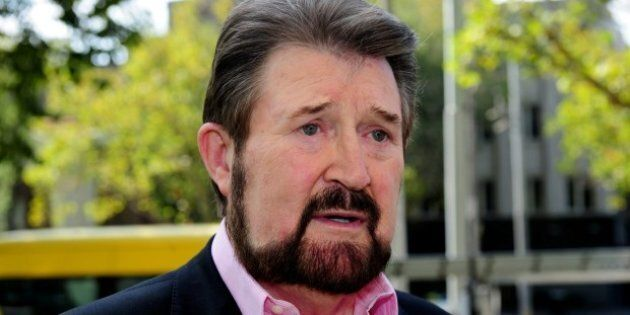 The TV personality brought Derryn Hinch's Justice Party to the