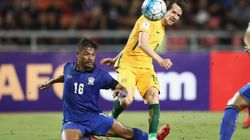 Socceroos Slump To Draw With Thailand In World Cup