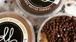 Dessert Hummus Exists And We're Totally On