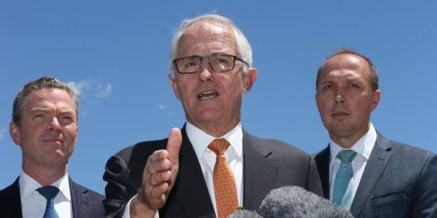 Prime Minister Malcolm Turnbull says Labor is hopefully divided on national