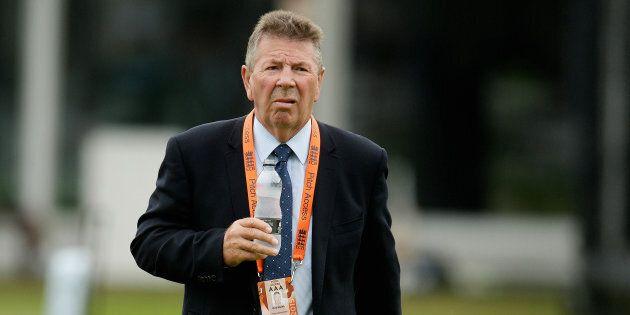 Cricket - Australia Nets - Lord?s - 14/7/15Australia chairman of selectors Rod Marsh during netsAction...