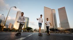 Tween Scooter Gang Zooms Into Brisbane CBD, Fights