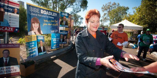 Pauline Hanson,