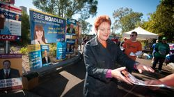 Pauline Hanson's First Press Conference As A Senator Was