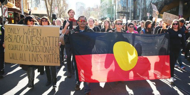 The plight of Indigenous Australians has