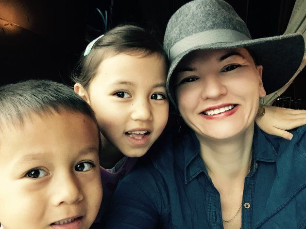 As a mum to two young children, AECOM's Director of Oil and Gas Ashley Lang is familiar with the challenge of juggling work and family.