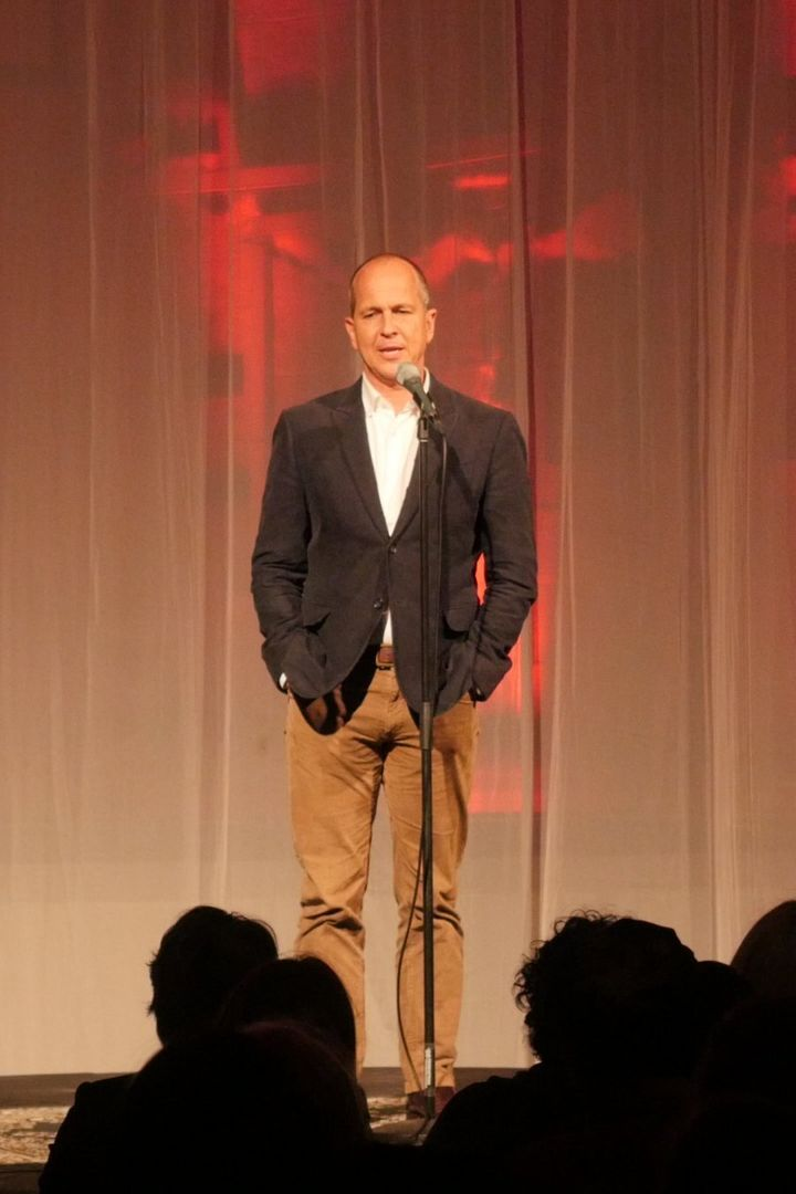 Peter Greste shares memories and lessons from his time in an Egyptian prison