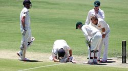 Adam Voges Hit On Head In Sickening