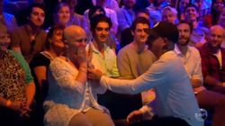 This Woman Is Battling Breast Cancer And She Was Just Proposed To On The