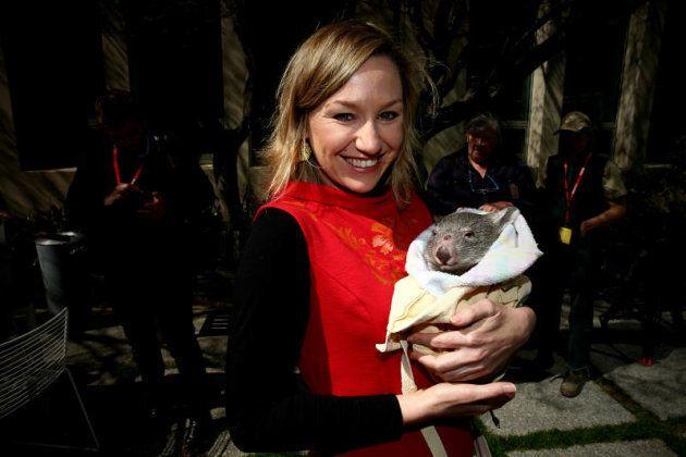 Former Greens Senator Larissa