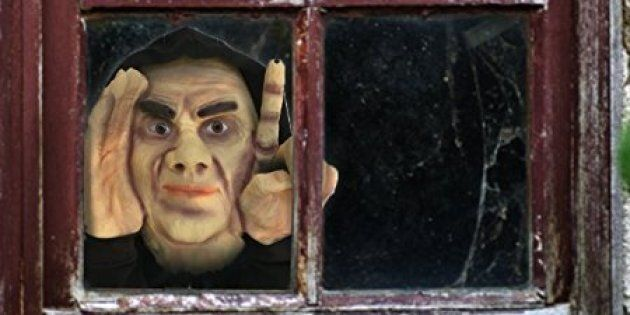 The 'Scary Creeper Peeper' Was So Terrifying It Was Banned