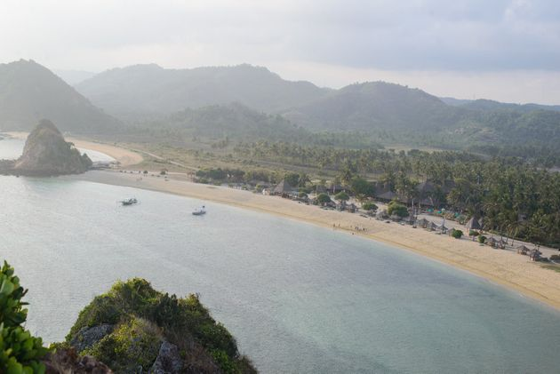 Mandalika beach, Lombok,