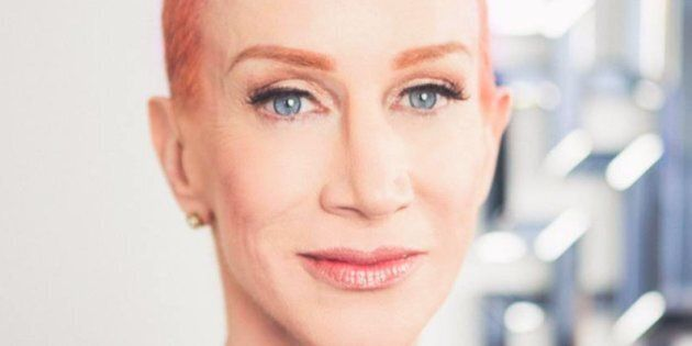 Comedian Kathy Griffin Savages 'Nazi' Trump On 'The
