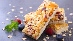Snack Bars That Are Actually