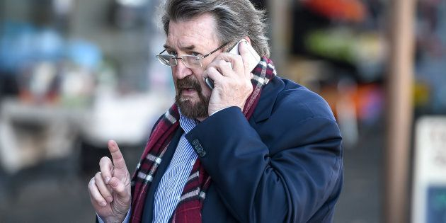 Derryn Hinch will be joining the