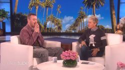 Sam Smith Blames Tequila For His Embarrassing Oscars