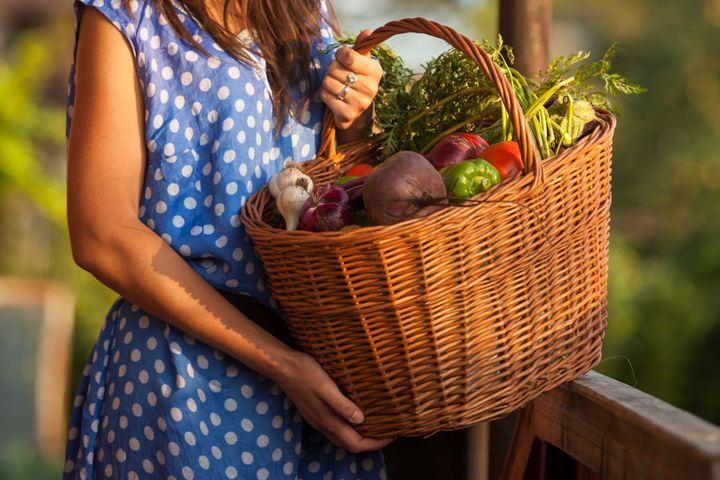 Head to your local farmers' market and pick some seasonal bargains.