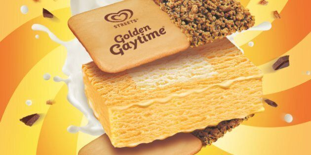 Golden Gaytime Sanga: Proof That Ice Cream Gods