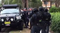 Police Raid Sydney Home In Money Laundering