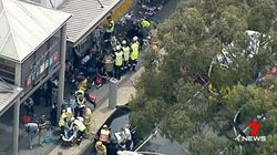 Two Still Critical After 'Man Set Fire' To Melbourne