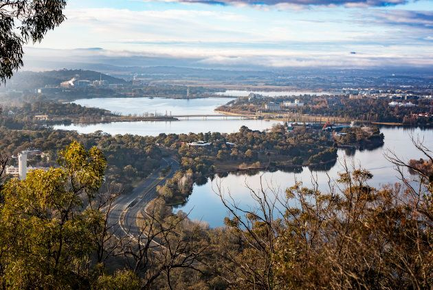 Lonely Planet says Canberra is 'criminally overlooked.'
