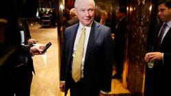 Trump Picks Jeff Sessions, Senator Accused Of Racism, For Attorney