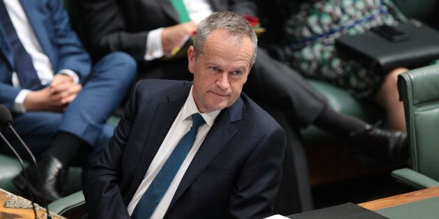 Labor leader Bill Shorten has labelled the raids on the AWU offices as a smear