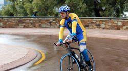 Amputee War Veteran Reaches Sydney After Epic 10,000-Kilometre Bike