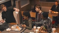 Burger King's New Bullying Ad Sheds Light On A Whopper Of A