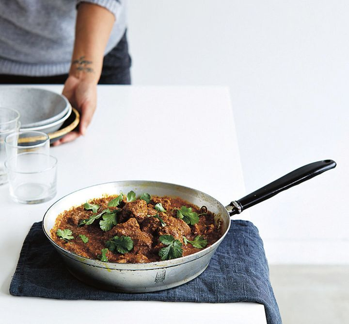 No need for a slow cooker or pressure cooker for this killer curry.