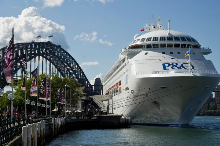 Australians want to cruise to new places in the Pacific.