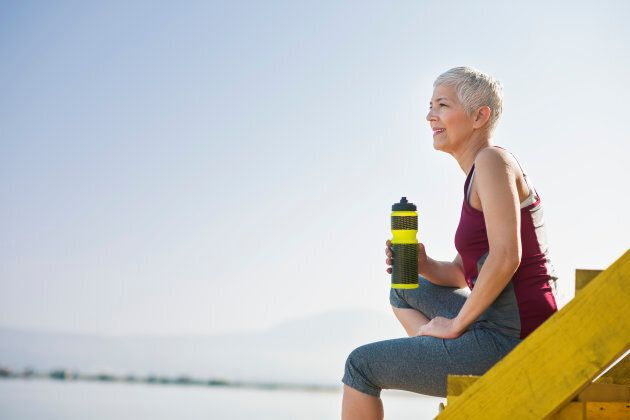 Regular exercise can help to prevent or reduce the appearance of