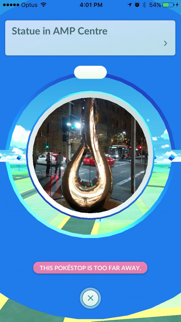 Pokémon Go Just Launched In Australia And New