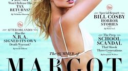 Margot Robbie's Vanity Fair Profile Is The Definition Of