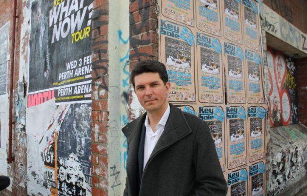 Former Greens Senator Scott