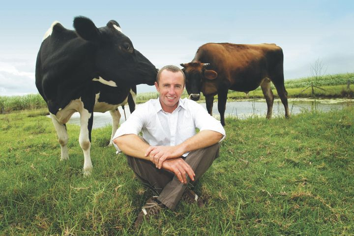 Craig Jones, founder of MooGoo, sold out of his udder cream, which helps relieve the symptoms of psorisis. But the first rush of success coincided with the death of his mother, causing him to close the business for six months.