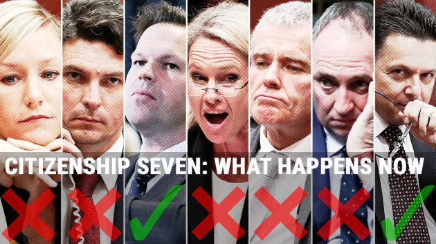 With Barnaby Joyce Gone, The Turnbull Government Has Lost Its Majority. For