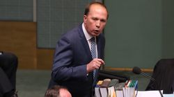 Peter Dutton Just Linked Terrorism To Migrant