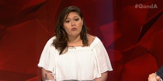 Q&A: Nakkiah Lui Says We Shouldn't 'Paint Broad Brush Strokes' On Indigenous Domestic Violence
